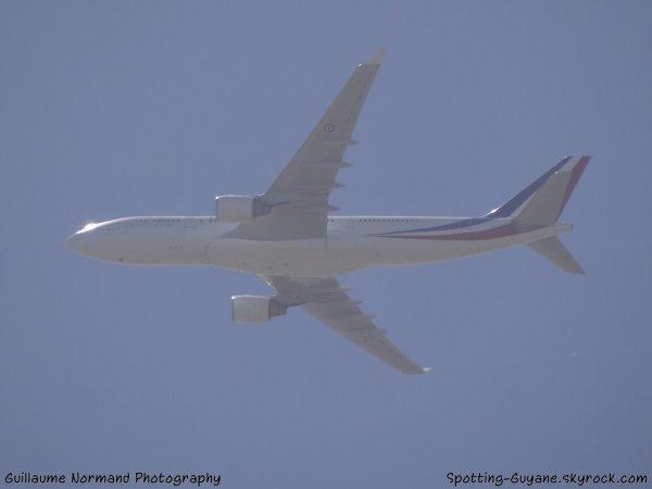 Départ d'un Airbus A330