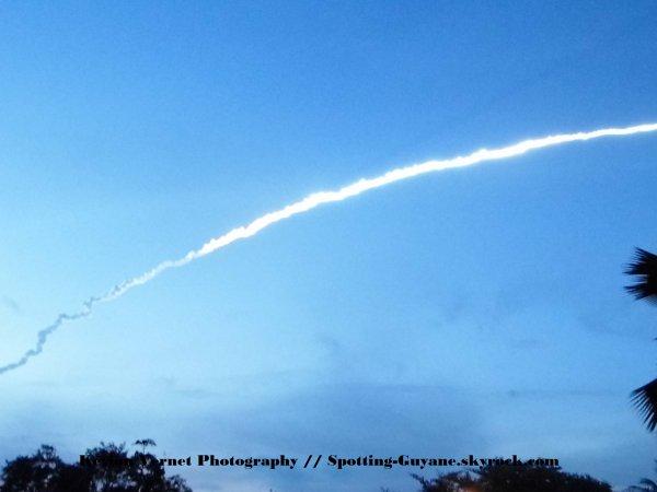 Succès de la mission (Ariane 5 ES)
