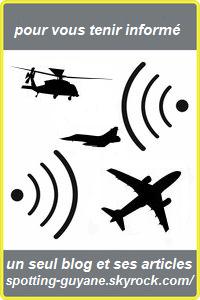 L'aviation en Guyane