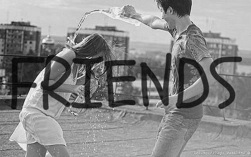 Parce que oui l'amitié fille garçon ça existe