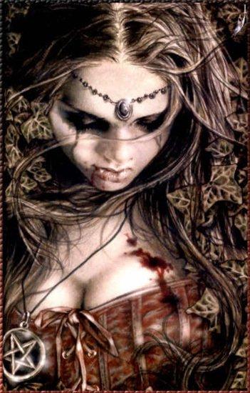 ma passion les vampires