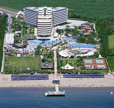 envol demain pour une semaine sous le soleil d'Antalya