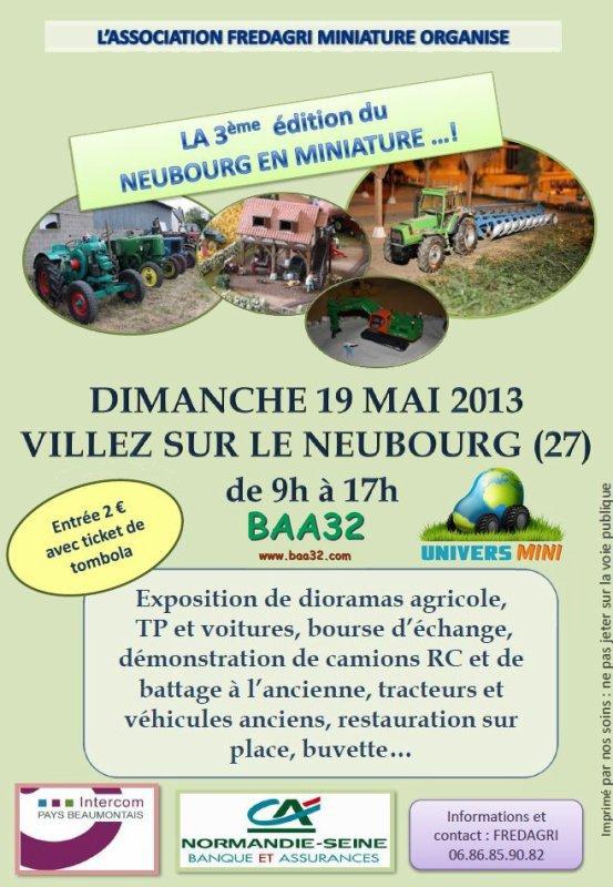 Expo ce week end à Villez sur le Neubourg(27)