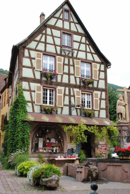 Vacances Alsace 2013