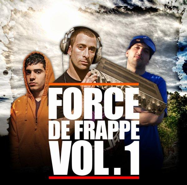 mixtape Force de Frappe vol1