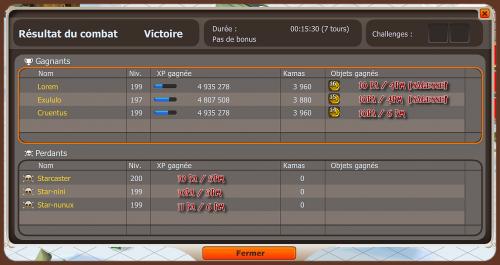 Un petit Kolosso record battu ! & Kolizeum !