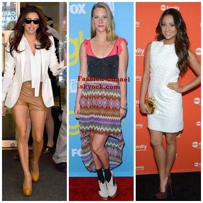 Look de la semaine (1 au 6 mai 2012)