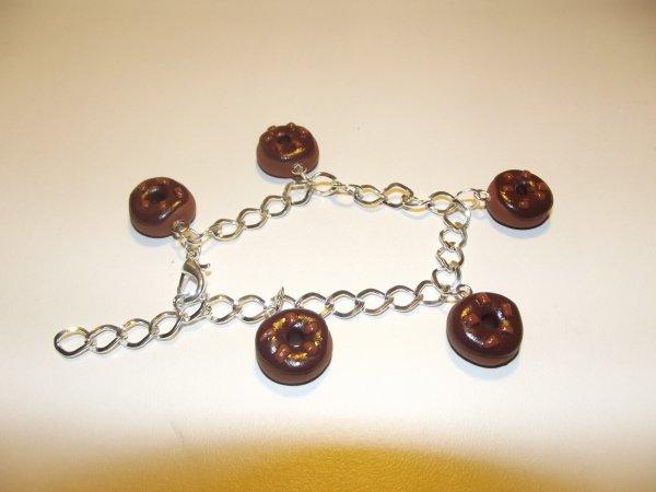 Bracelet donuts.(5¤)