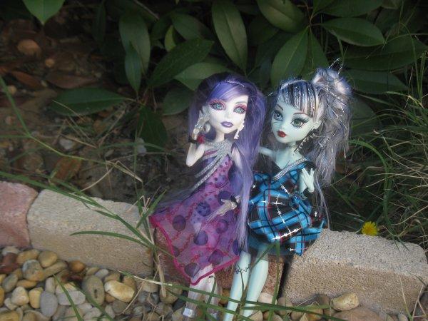 Ma Spectra et Frankie