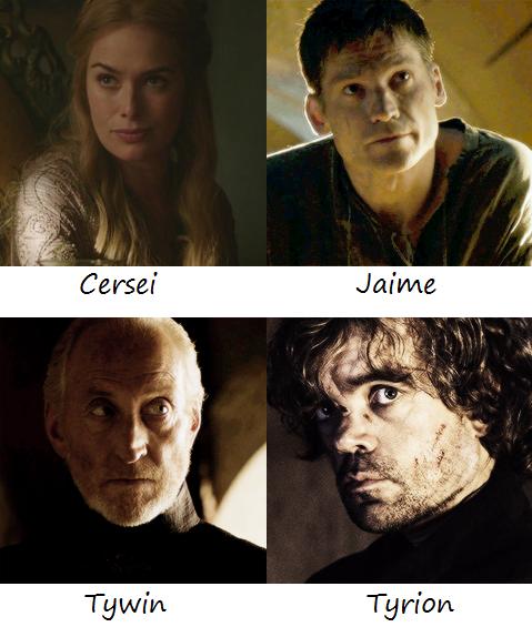 La Maison Lannister