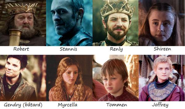 La Maison Baratheon