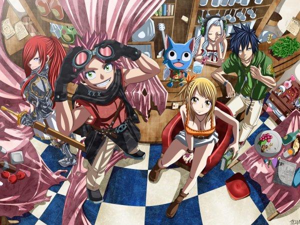 La meilleur équipe de Fairy Tail