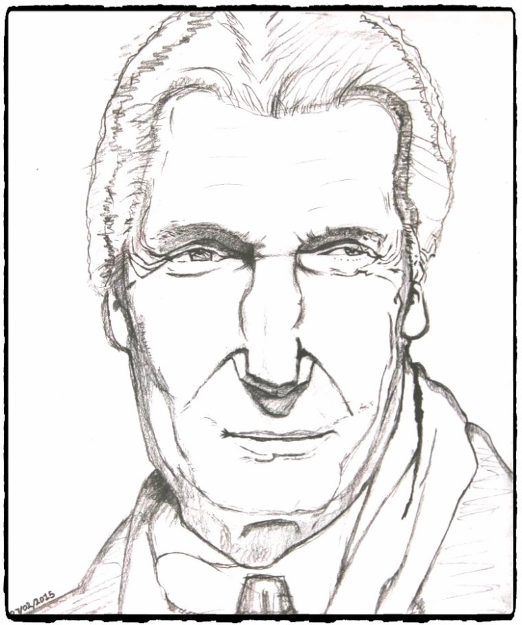 Portrait homme .