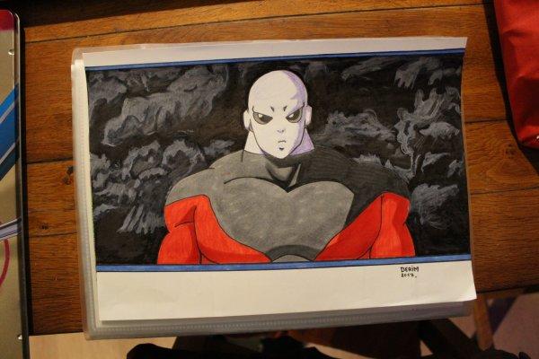 Jiren Le gris  .
