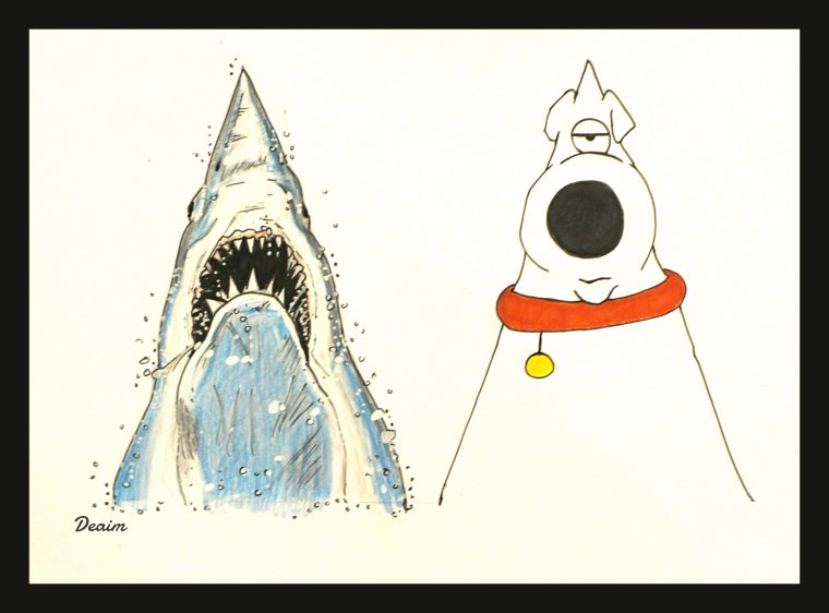 """Ordo-Illuminatee"" : Jaws And Griffin Brian"