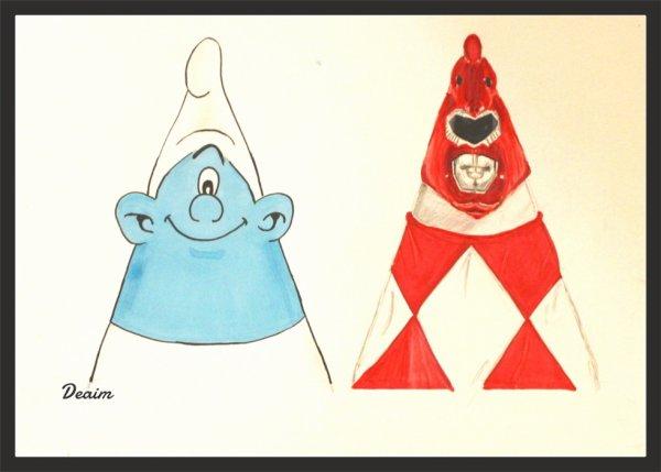Ordo-Illuminatee :   Dopey Smurf and   Jason Lee  Scott