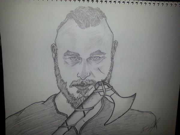 Ragnar Lothbrok :)