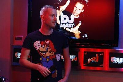 DJ MAST LIVE CHEZ CAUET SUR NRJ