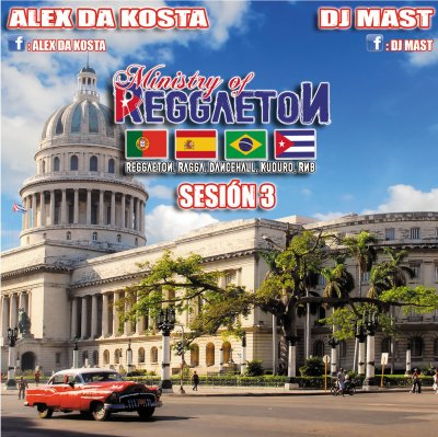 MINISTRY OF REGGAETON VOL.3