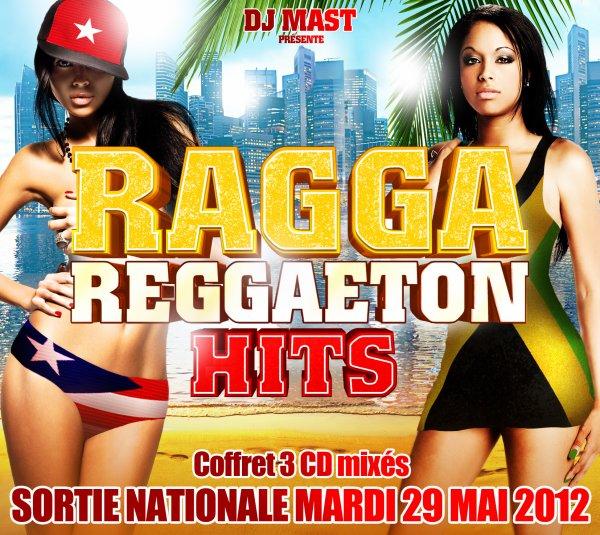 RAGGA REGGAETON HITS - coffret 3CD mixés par DJ MAST