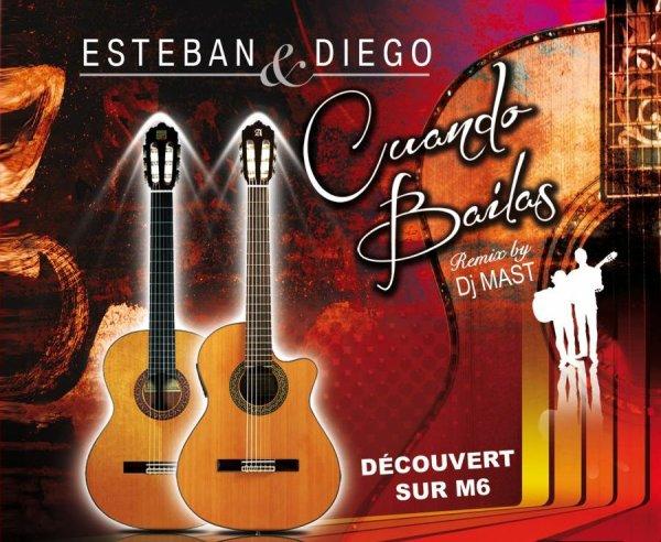ESTEBAN Y DIEGO - CUANDO BAILAS ( DJ MAST REMIX )