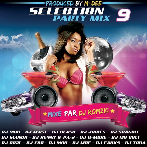 SELECTION PARTY MIX VOL.9
