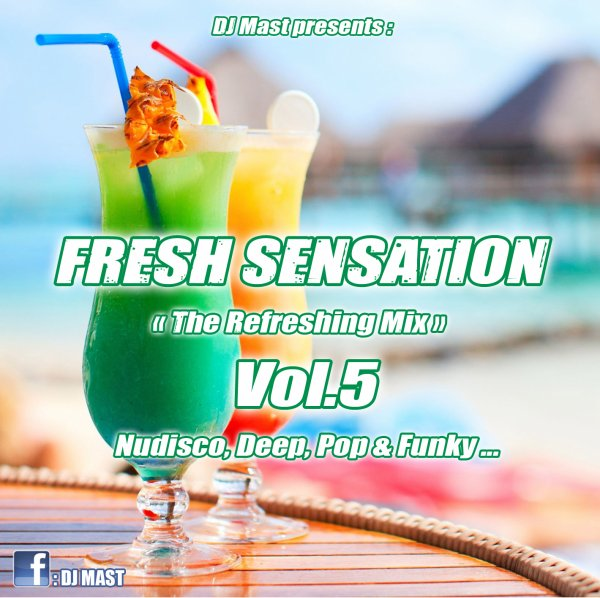 FRESH SENSATION 5 by DJ MAST