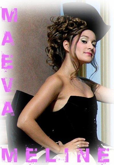 Maeva Meline est Nannerl Mozart