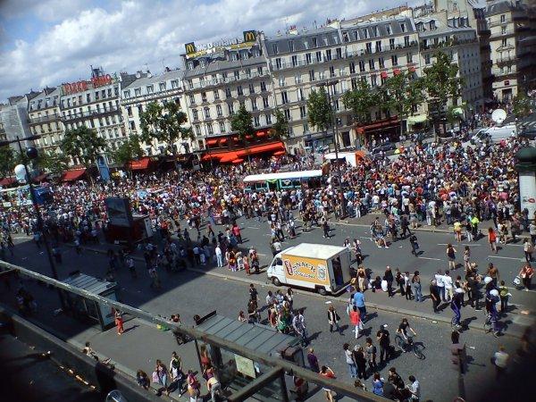 gaypride paris 2012