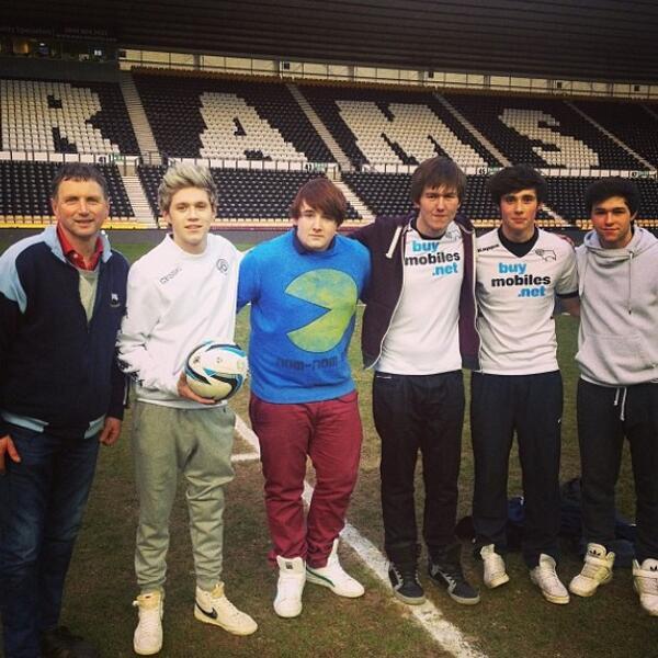 The boys ! <3