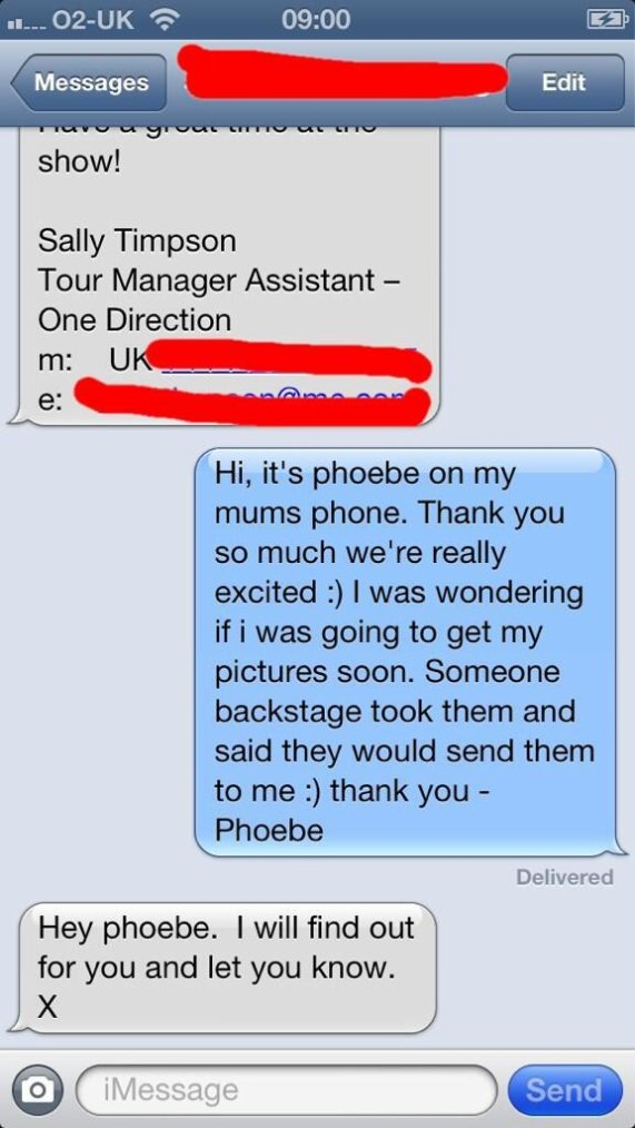Ce moment quand tu baves devant l'histoire de Phoebe et que tu te dis que ça ne t'arriveras jamais.. :'(
