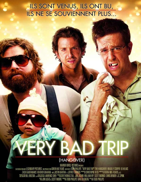 :) Very Bad Trip I - The HangOver Part I :)