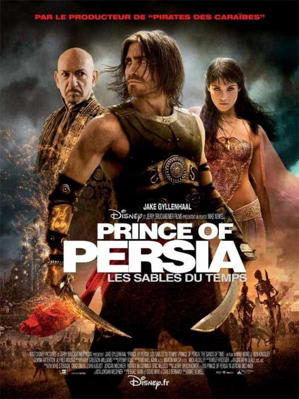 :) Prince of Persia & Le Sable du Temps :)
