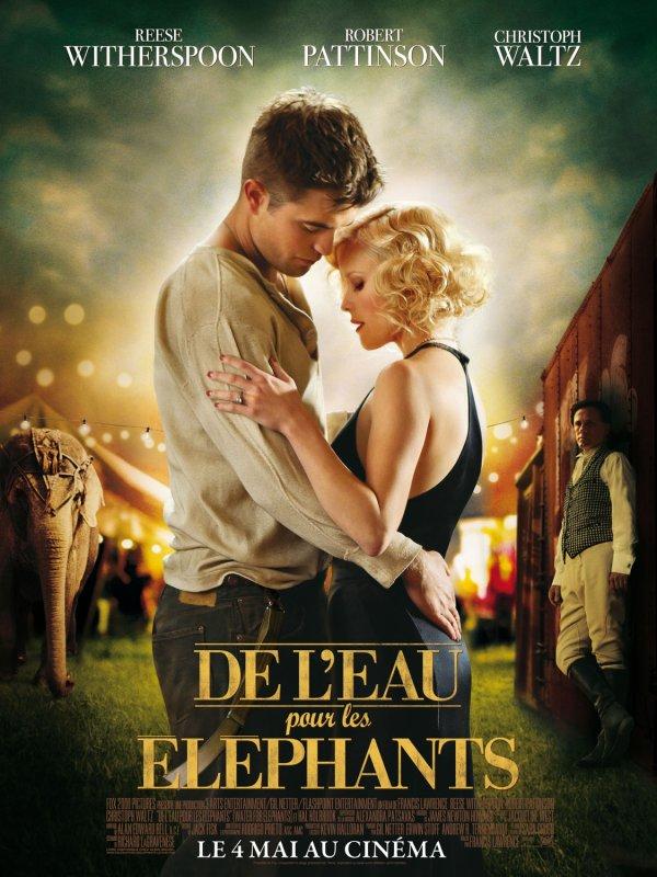 :) De l'Eau pour les Éléphants :)