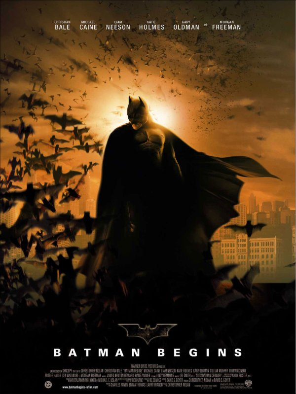 :) Batman Begins :)