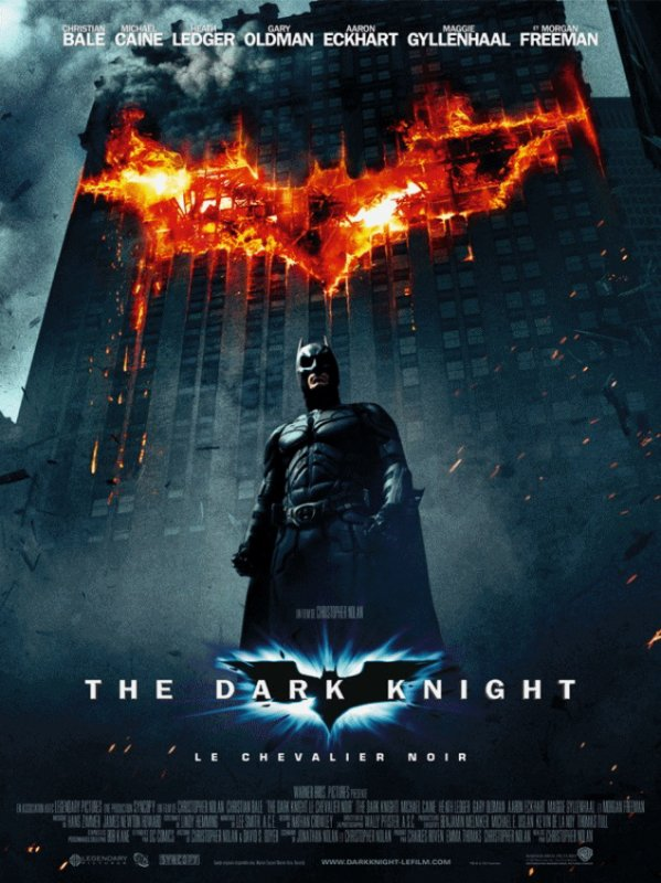 :) The Dark Knight :)