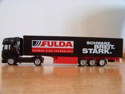 SCANIA V8 580ch fulda....
