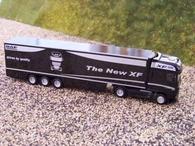 DAF105 460ch.... The New XF