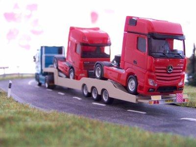 Nouveau arrivages de camions....