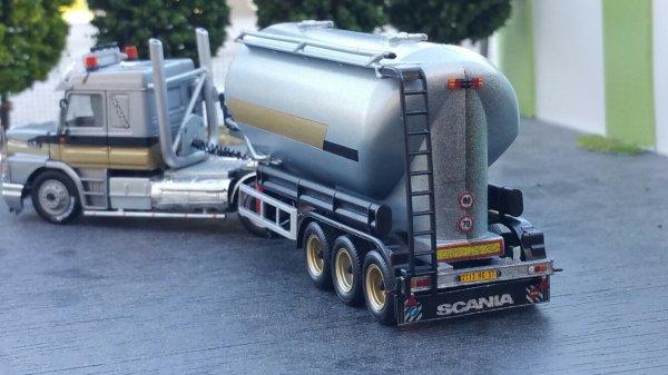 Scania 143 t 500ch de 1970