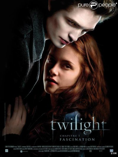 Twilight, fascination.