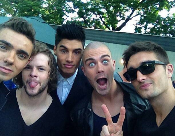 The Wanted on Good Morning America