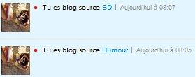 KwesKoo, blog humour.