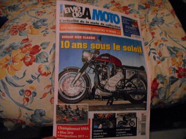 rasso treignat dans la vie de la moto