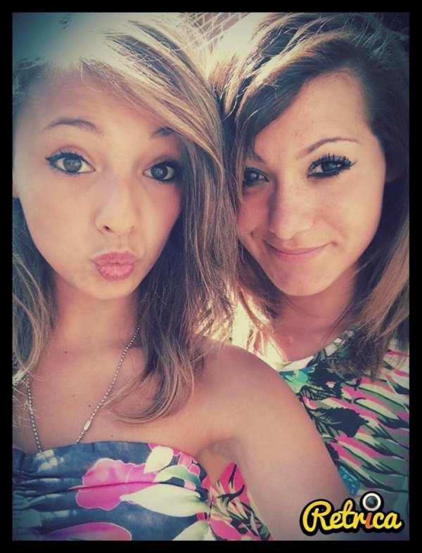 ma belle soeur e moi again