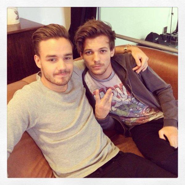 Louis et Liam - 18.11.2013