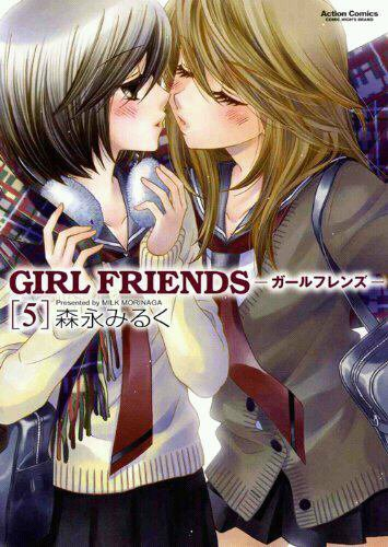 Girl friends yuri ♥