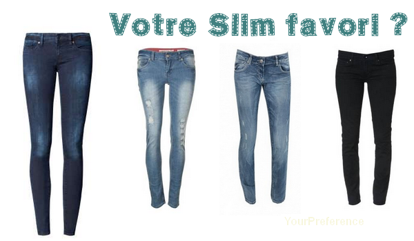 Article 03 / Jeans-Slim