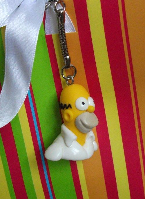Porte-clé Homer Simpson !
