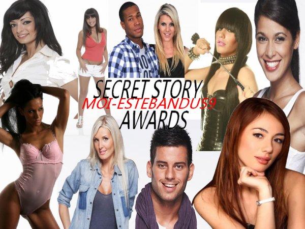 secret story awards 2012 =p